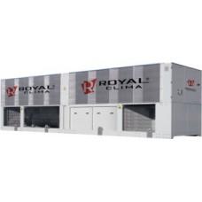 Промышленные кондиционеры ROYAL CLIMA серии DVZ